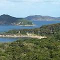 Australia - Broken Bay's Lion Island by Jeffrey Shaw