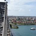 Australia - Kirribilli And Sydney Harbour Bridge by Jeffrey Shaw