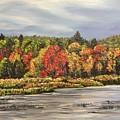 Autumn Colors by Richard Nowak