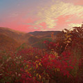 Autumn In The Rolling Hills by Rusty R Smith