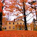Autumn by Jeelan Clark