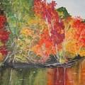 Autumn Splendor by Jean Blackmer