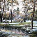Autumnal Time.  by Maya Bukhina