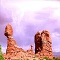 Balanced Rock by John Foote