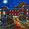 Balconville by Richard T Pranke