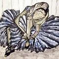 Ballerina Girl by Tammera Malicki-Wong