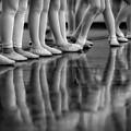 Ballet Class by Skitterphoto