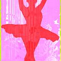 Ballet Dancer by David G Paul