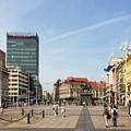 Ban Jelacic Square In Zagreb by Didier Marti