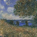 Banks Of The Seine by MotionAge Designs