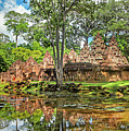 Banteay Srei Temple - Cambodia by Art Phaneuf