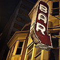 Bar Sign by Joseph Skompski