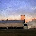 Barn At Sunrise by Beth Williams