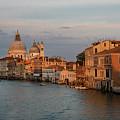 Basilica Di Santa Maria Della Salute, Venice, Italy by Bruce Beck
