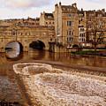 Bath England United Kingdom Uk by Paul James Bannerman
