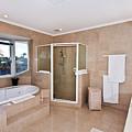 Bathroom And Spa Bath by Darren Burton