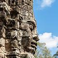 Bayon Temple, Anghor by Arnaud Martinez