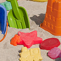 Beach Toys by Anthony Totah