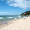 Beach View by Linda Kerkau