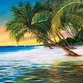 Beach Waves by Robert Korhonen