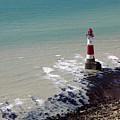 Beachy Head Lighthouse by James Brunker