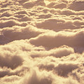 Bed Of Puffy Clouds by Carl Shaneff - Printscapes