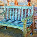 Benched by Debbi Granruth