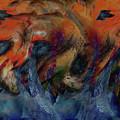 Beneath The Waves by Linda Sannuti