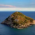 Bergeggi Island by Enrico Pelos