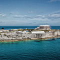Bermuda Old Royal Naval Dockyard by Jacques Polanco