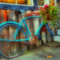Bicycle Art 1 by Bob Christopher