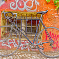 Bicycles by Uri Baruch