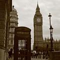 Big Ben by Trevor Sciara
