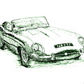E Type by Callan Art