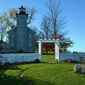 Big Sodus Lighthouse by Richard Jenkins