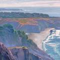 Big Sur Coast by Sharon Weaver