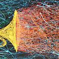 Big Trumpet by Rhodes Rumsey