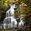 Bijoux Falls In Beautiful British Columbia by Mark Duffy
