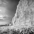 Birling Gap And Seven Sisters by David Pyatt