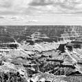 Black Grand Canyon  by Chuck Kuhn