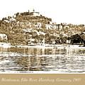 Blankenese, Hamburg, Germany Suburb, Elbe River, 1903 by A Gurmankin