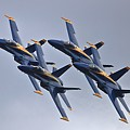 Blue Angels In Review by Terry Bridges