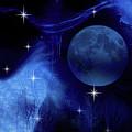 Blue Moon by Prar Kulasekara