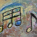 Blue Note by Anita Burgermeister