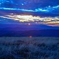 Blue Ridge Sunset by Ryan Phillips