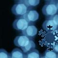 Blue Snowflake by Jouko Mikkola