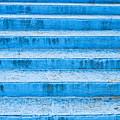 Blue Steps by Tom Gowanlock