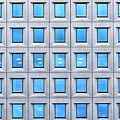 Blue Windows by Joana Kruse