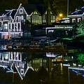 Boathouse Row II by Frozen in Time Fine Art Photography