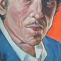 Bob Dylan by Bryan Bustard